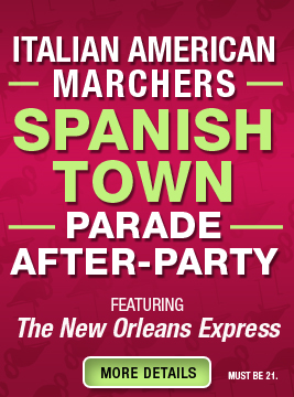Spanish Town Parade After Party