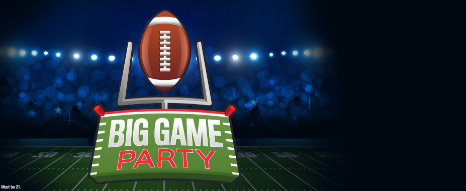 big game party